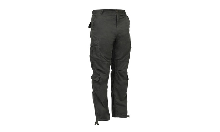 Vintage Paratrooper Fatigue Pants