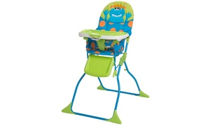 Cosco Kids Monster Syd Simple Fold High Chair