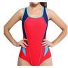 Women's Athletic Backless One Piece Swimsuit