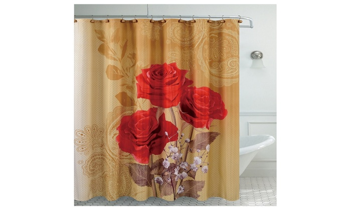 Shower Curtains & Liners - Deals & Coupons | Groupon