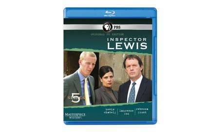 Masterpiece Mystery!: Inspector Lewis 5 Blu-ray (U.K. Edition) 1755ce9a-3d10-4429-a86b-c0fee95b3ce1