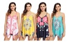 Hellochic: Hellochic Women Tribal Print Casual V Neck Loose Summer Camis Tank Top