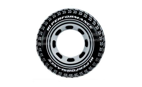 SunSplash 449-2-5659-02 38 in. Radial Tire Tube - 2 Pack