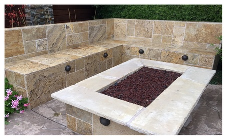 """1"""" Diamond Shaped Fire Glass Indoor & Outdoor Fire Pits and Fireplace c2875846-cf42-4df9-9b4f-9047941f61fb"""