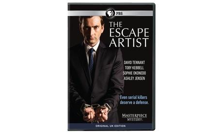 Masterpiece Mystery!: The Escape Artist DVD (U.K. Edition) 4ce22dff-6718-4885-9978-3a8f95d0e86f