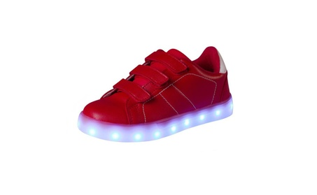 LINA Kids LED Light up Sneakers for Boys Girls(Little Kids/Big Kids) 3b52cd05-cf14-4a9d-9edc-666ee02517dc