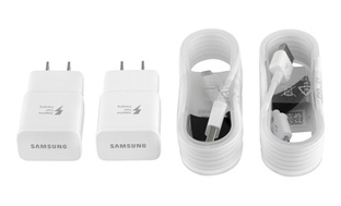 2-Pack Samsung Fast Adaptive Charger