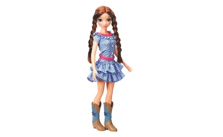 Disney Legends of Oz Dorothy's Return Dorothy Doll e15aee24-37ea-4824-afe5-384e9aa88af4