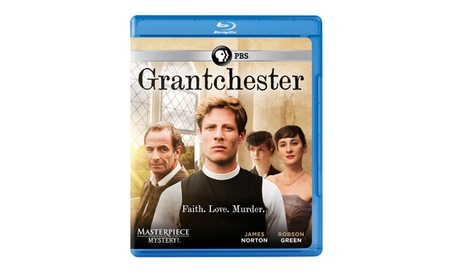Masterpiece Mystery! Grantchester Blu-ray 711f46c0-d08c-41d2-9321-f774614a7229