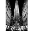 Yale Gurney Rockefeller Night Canvas Print