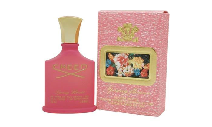 Creed spring flower eau de parfum spray 25 oz groupon creed spring flower eau de parfum spray 25 oz mightylinksfo