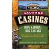 Wild Game Sausage Casings Hog    38672