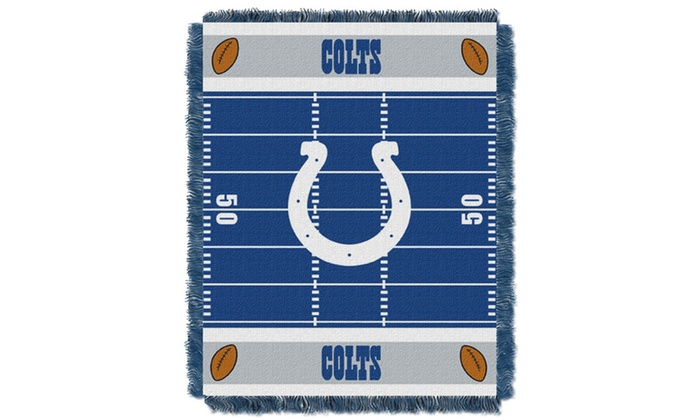 NFL 04401 Colts Field Baby