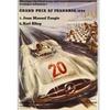 Mercedes Benz Grand Pris Canvas Print