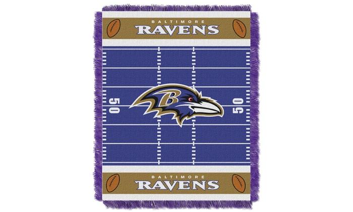 NFL 04401 Ravens Field Baby