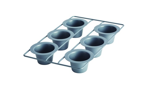 Anolon Advanced Nonstick Bakeware 6-Cup Popover Pan 43247008-082d-42ab-bc9a-7b8adb9a4c06