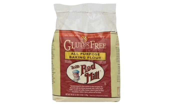 Bob's Red Mill All Purpose Baking Flour Gluten Free 44 Oz