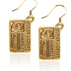 Driver's License Charm Earrings