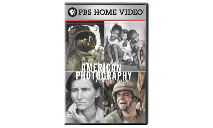 American Photography A Century Of Images DVD