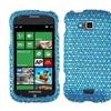 Insten Dots Blue Diamante Phone Case for SAMSUNG i930 ATIV Odyssey