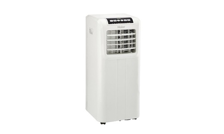 Haier, 8,000 BTU Portable Air Conditioner with Window Kit, HPP08XCR photo