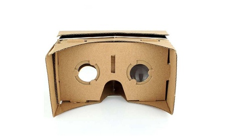 Google Cardboard Virtual Reality 3D Glasses for Mobile Phone 303b201d-6918-4ddc-9be6-f9a785e608a2