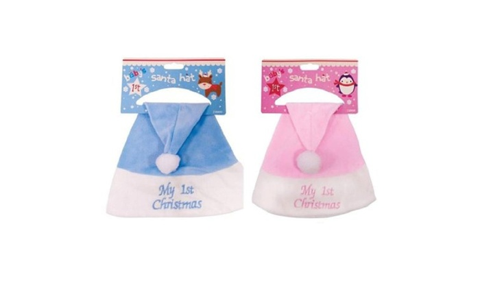 Baby s 1st Christmas Santa Hat  6edf5ef8eb3