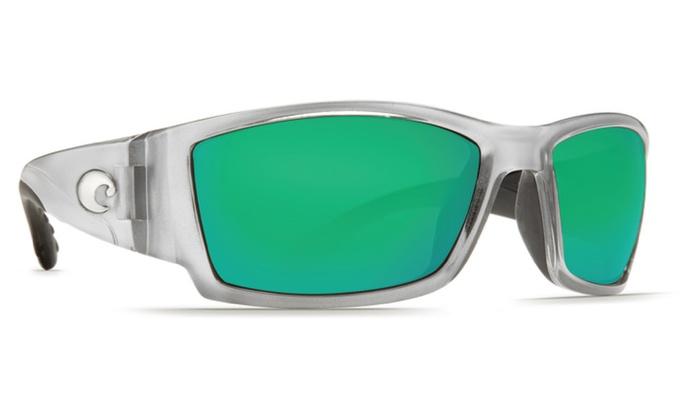 ce5fb90323 Costa Del Mar Corbina CB 18 OGMGLP Silver   Green Mirror 580G