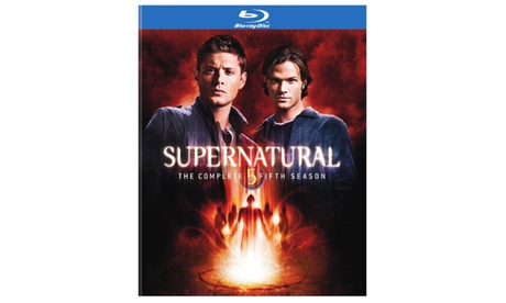 Supernatural: The Complete Fifth Season (Blu-Ray) 131806a2-5806-46eb-9718-fc04f1d839ca