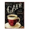 Lisa Audit Todays Coffee I Canvas Print
