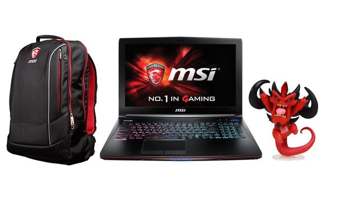 Msi Gaming Laptop Bundle