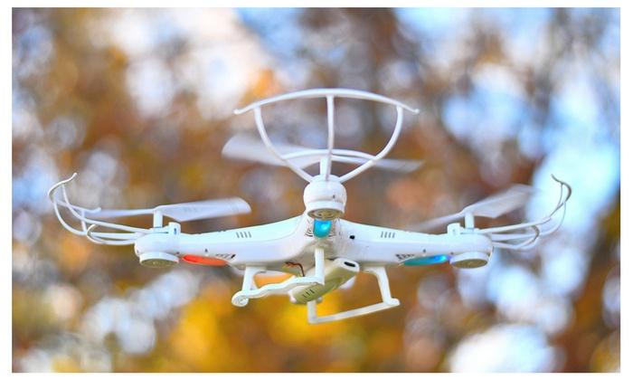 ZuZo Quadcopter Drone