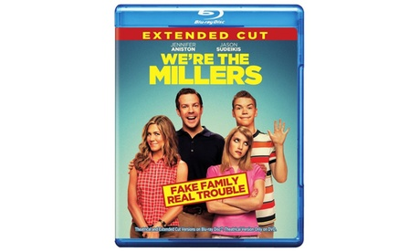 We're the Millers (Blu-Ray DVD Digital HD UltraViolet Combo Pack) 5d617939-a0ac-455a-9bf1-b9a83994296e