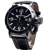 Smith & Wesson EGO Series Watch with Leather Strap - Black