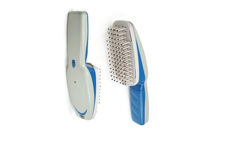 Ionic Pet Cleaning Grooming Brush Comb cc854cb8-2e49-4230-aa0d-1f334dba1650