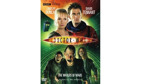 Doctor Who: The Waters of Mars (DVD) 33fca4b2-b33f-4c47-ab86-ef24eeaa1a4d