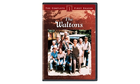 Waltons, The: The Complete First Season (Repackage/Stack Hub) eea1a61a-570f-41ff-a4e0-57e9ba5bf1ab