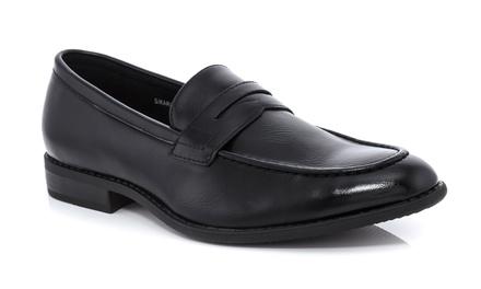 Adolfo Men's Domenico Classic Penny Loafer