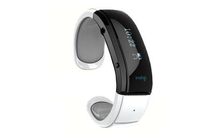 Indigi Universal OLED Stylish Bluetooth Bracelet Smart Watch Phone 5abe53b4-cf17-4e6b-b7e1-f93f8b1bcc5b