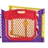 North States Superyard Colored Play Door with 2 Panel Extension