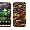 Insten Camo/Yellow Phone Case for LG: P925 (Thrill 4G)