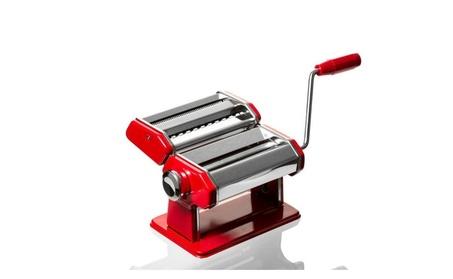 Professional Red Pasta Maker Roller & Pasta Machine Noodle Maker 5beefa3d-cf8d-4b8c-aa8d-d5ccbb872b9c