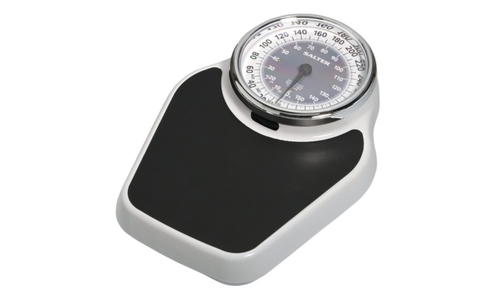 Professional Og Mechanical Dial Bathroom Scale 400 Lb Capacity