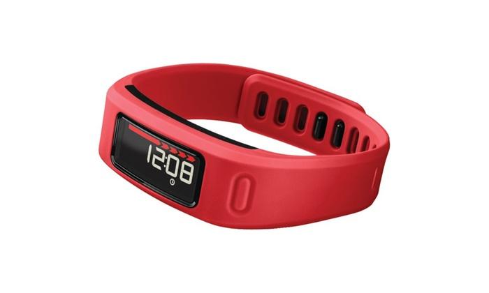 Garmin 0100122508 Vivofit Fitness Band (red)