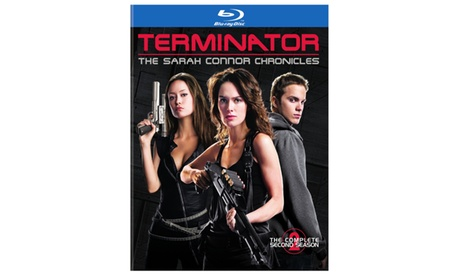 Terminator: Second Season (Blu-ray) 73735607-50c9-44b4-aaf1-76ad1fb4076c
