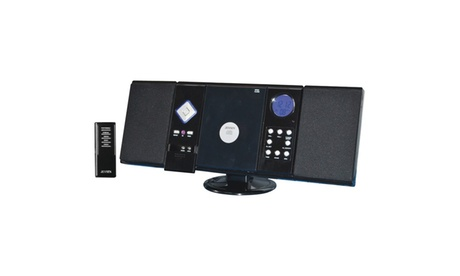 Jensen Jmc-180 Wall-mountable CD System With AM/FM Stereo Receiver 104ca412-4419-4f16-9035-e063471ea80d