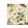 Lisa Audit Les Jardin III Canvas Print