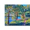 David Lloyd Glover Summers Lake Canvas Print