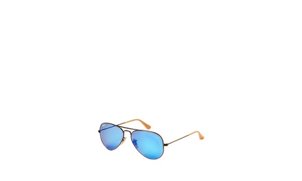 RAY-BAN Aviator with Mirrored Lenses 55 mm