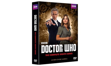 Doctor Who: The Complete Eighth Series (DVD) 1bb98ef0-18cf-4d3f-a67e-49149e85defe